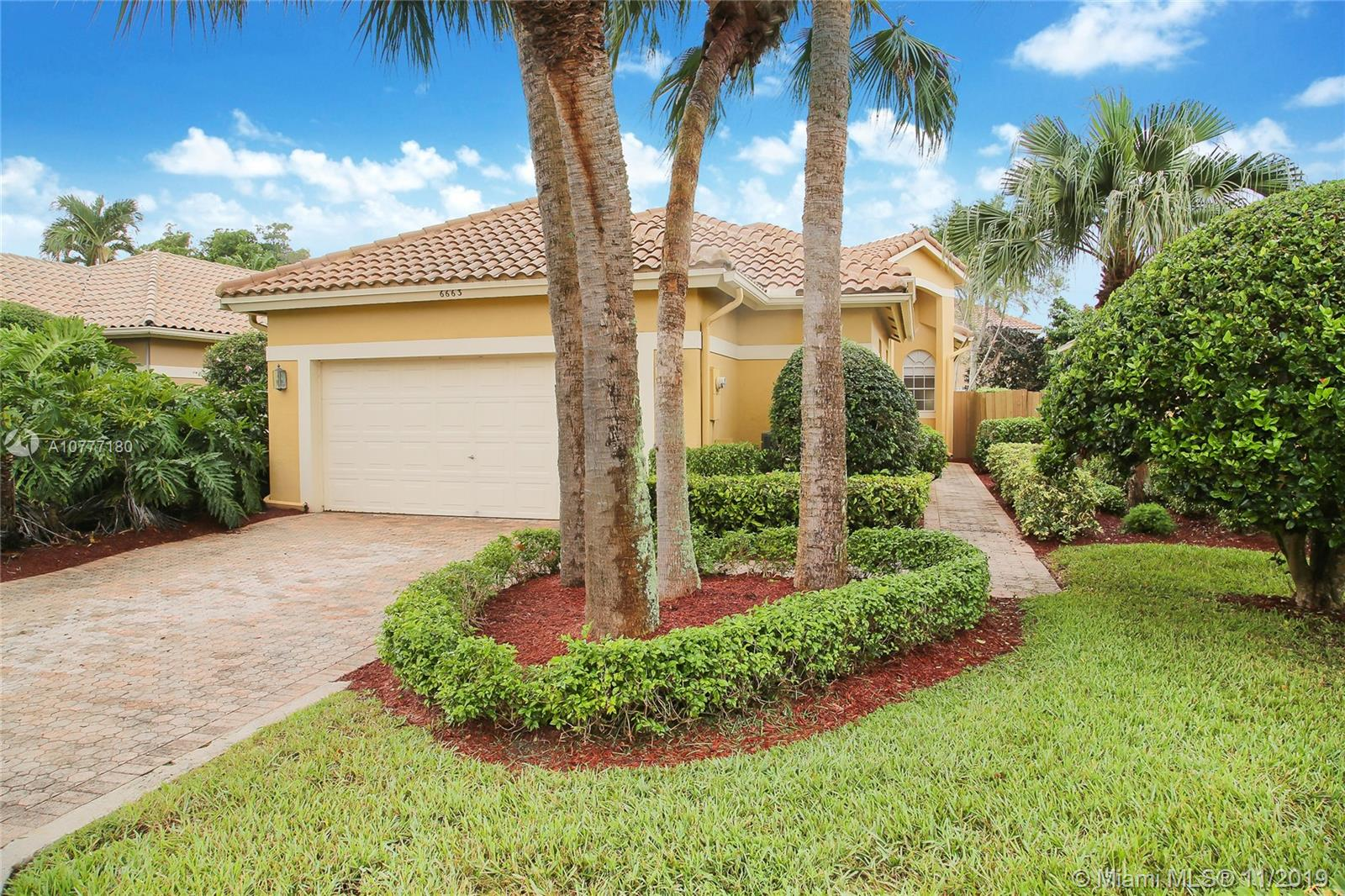 Property for sale at 6663 NW 25th Ter, Boca Raton,  Florida 33496