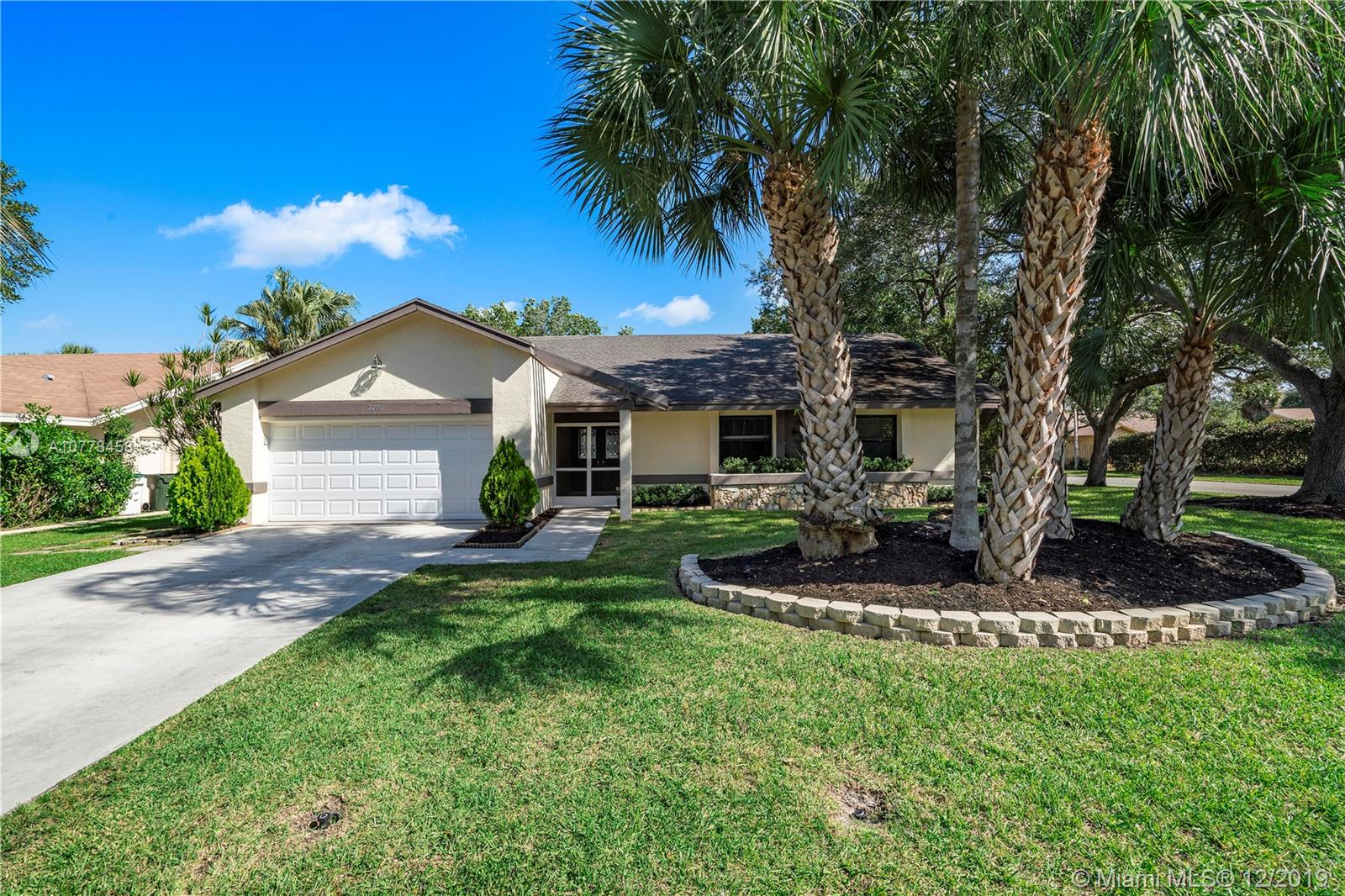 Property for sale at 2200 NW 40th Ter, Coconut Creek,  Florida 33066