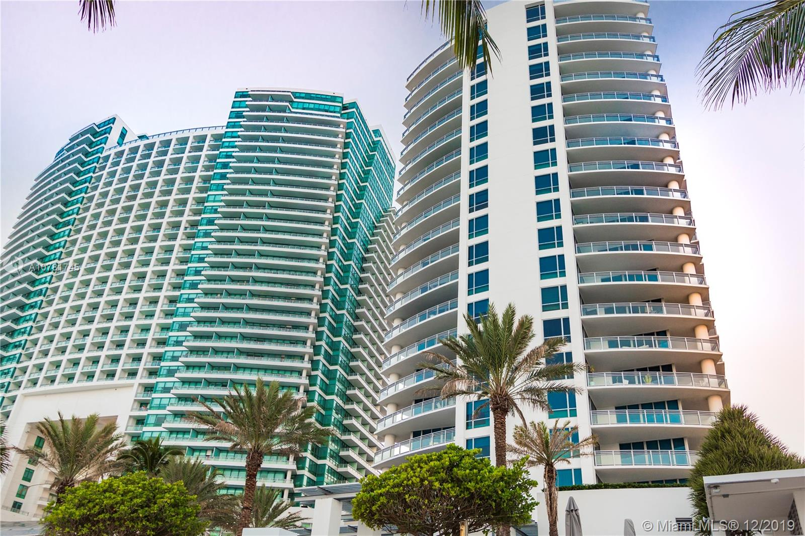 Photo of 3535 S Ocean Dr #2606 listing for Sale