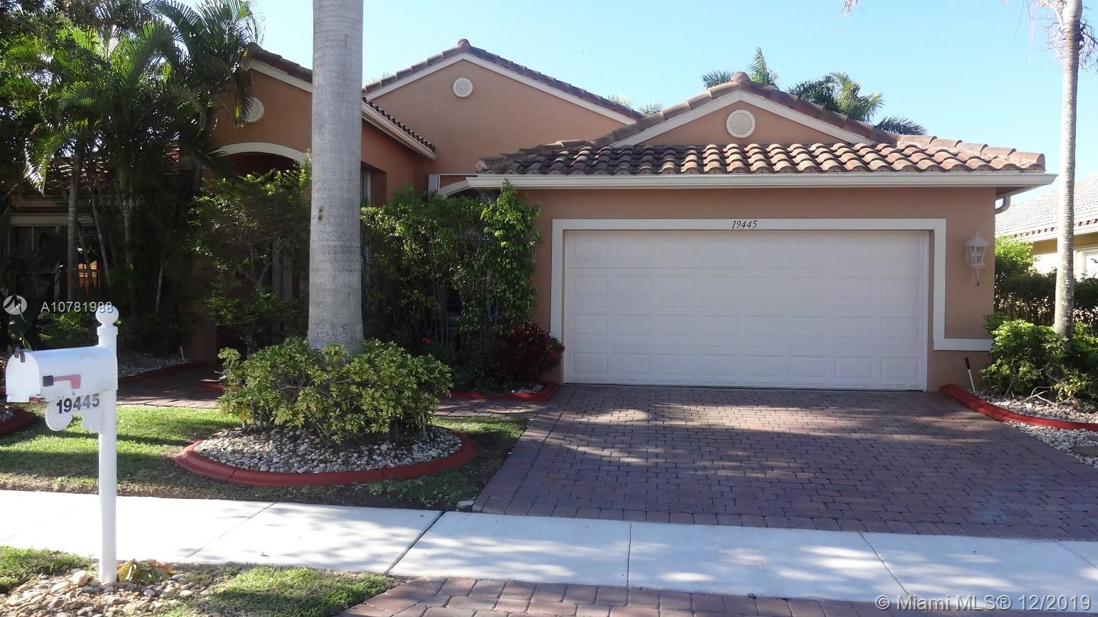 19445 SW 14th St # 19445, Pembroke Pines, Florida 33029, 4 Bedrooms Bedrooms, ,3 BathroomsBathrooms,Residential Lease,For Rent,19445 SW 14th St # 19445,A10781988