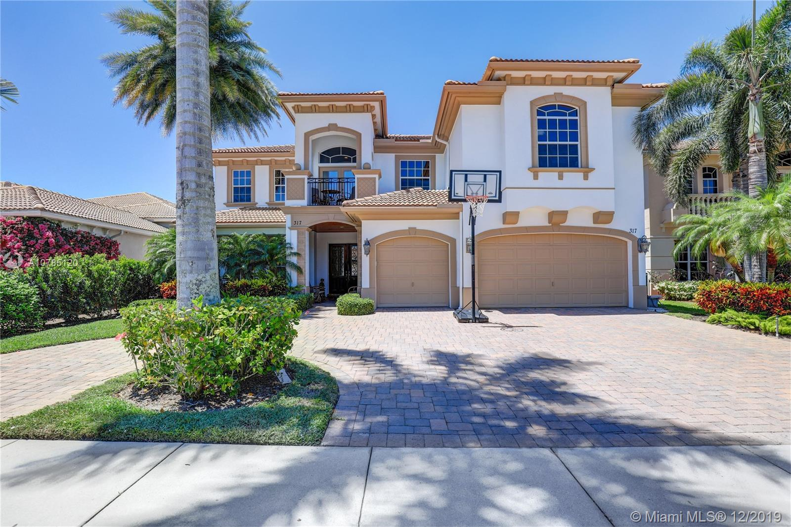 Property for sale at 317 Charroux Dr, Palm Beach Gardens,  Florida 33410
