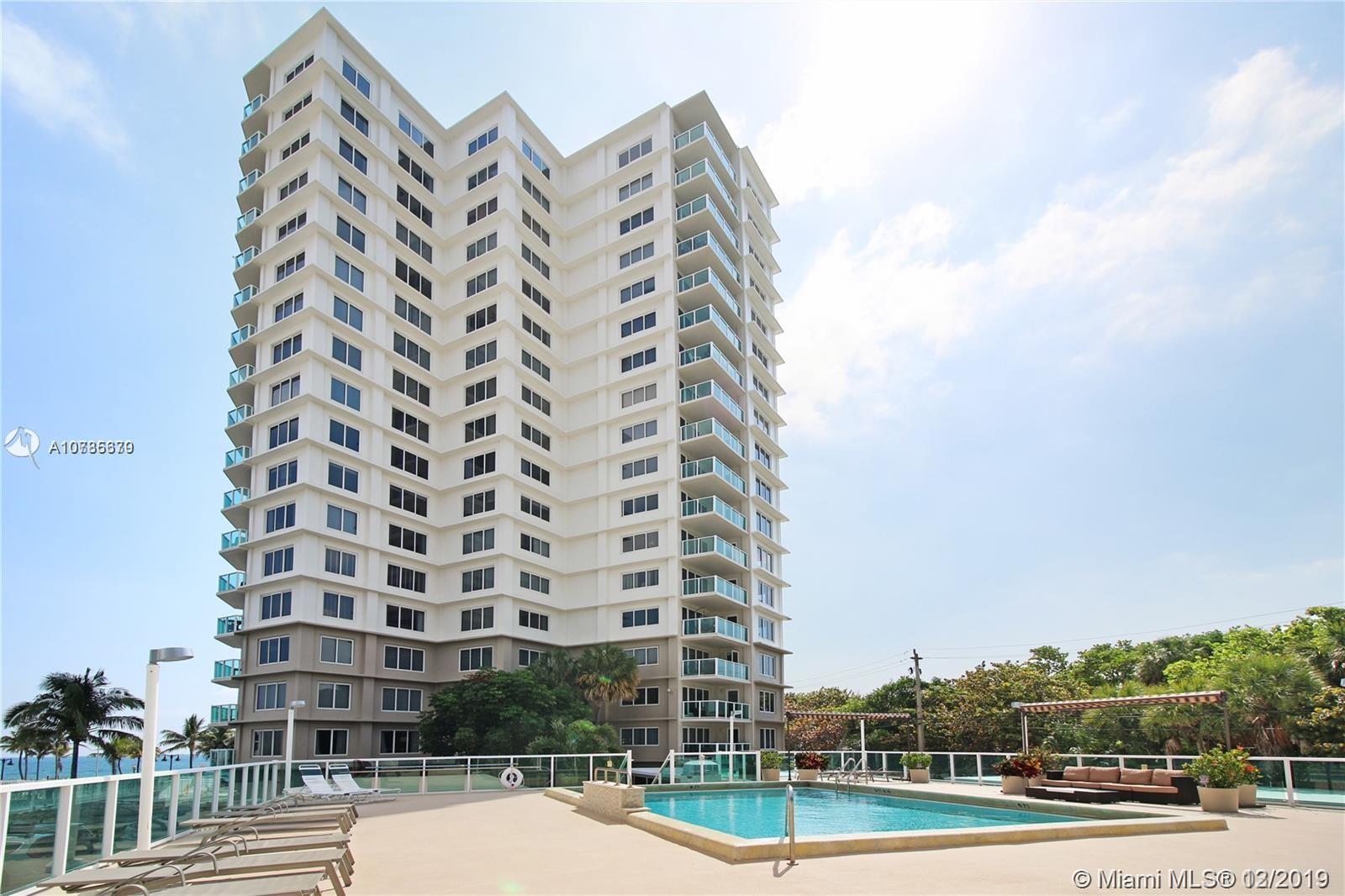 1151 N Ft Lauderdale Beach Blvd, 1B - Fort Lauderdale, Florida