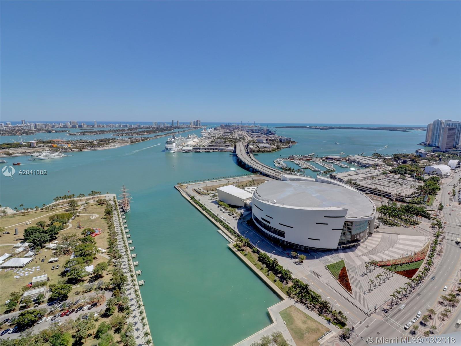 900 Biscayne Bay #4201 - 900 BISCAYNE BL #4201, Miami, FL 33132