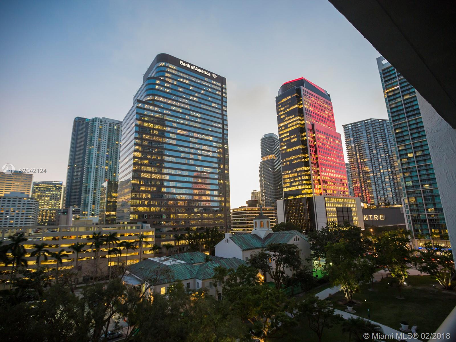 Photo of 495 BRICKELL AV #807 listing for Sale
