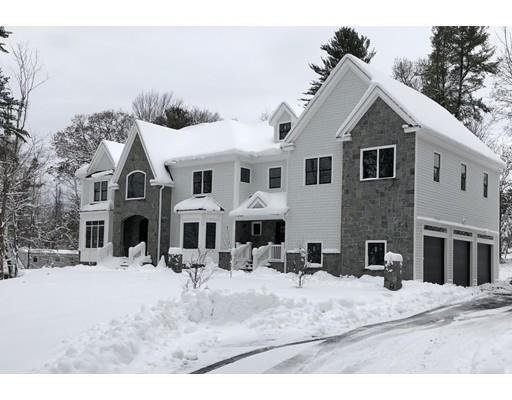MLS 72573292: 6 West Knoll Road, Andover MA 01810