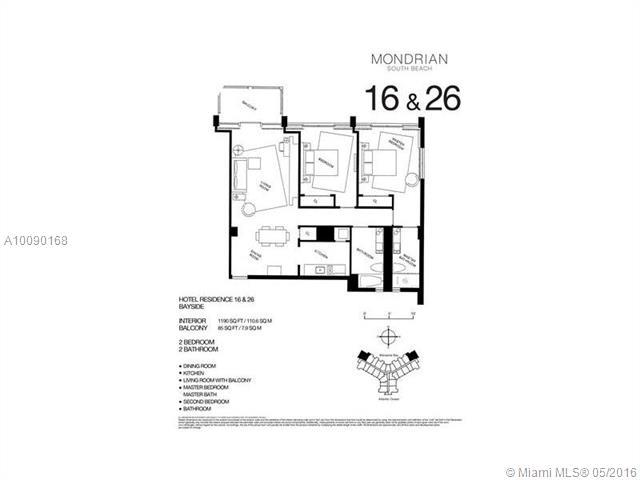 Mondrian South Beach #1216 - 35 - photo