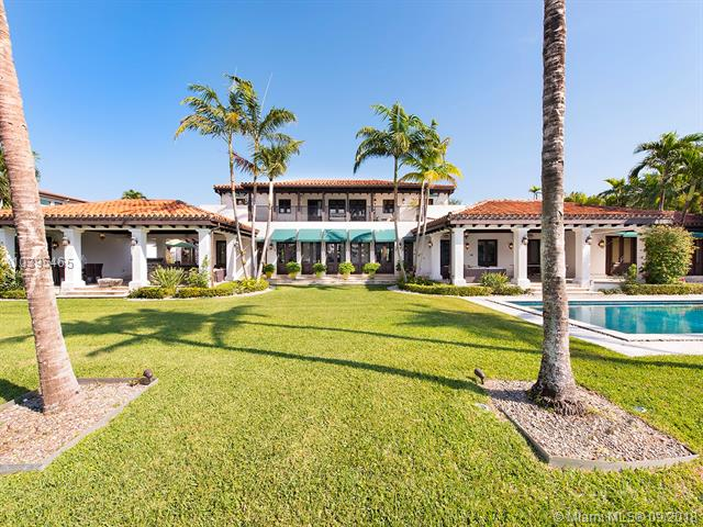 Дом в США по адресу 88 Bal Bay Dr, Bal Harbour, FL 33154