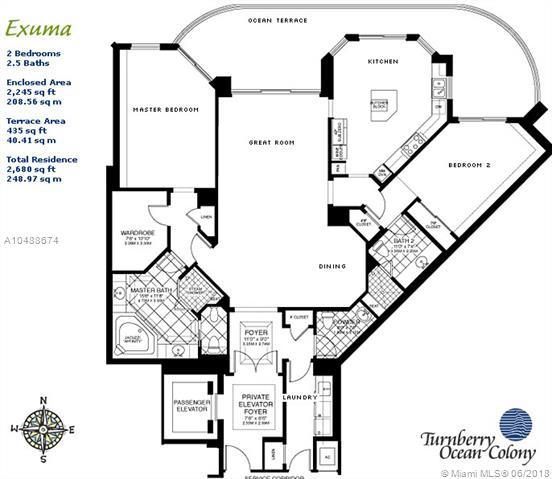 Property 16047 COLLINS AV #502 image 12