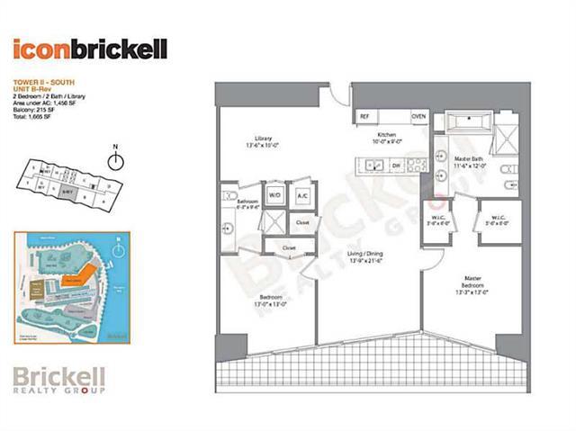 Icon Brickell #505 photo21