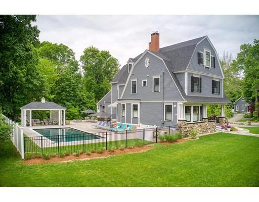 MLS 72458574: 43 Abbot Street, Andover MA 01810