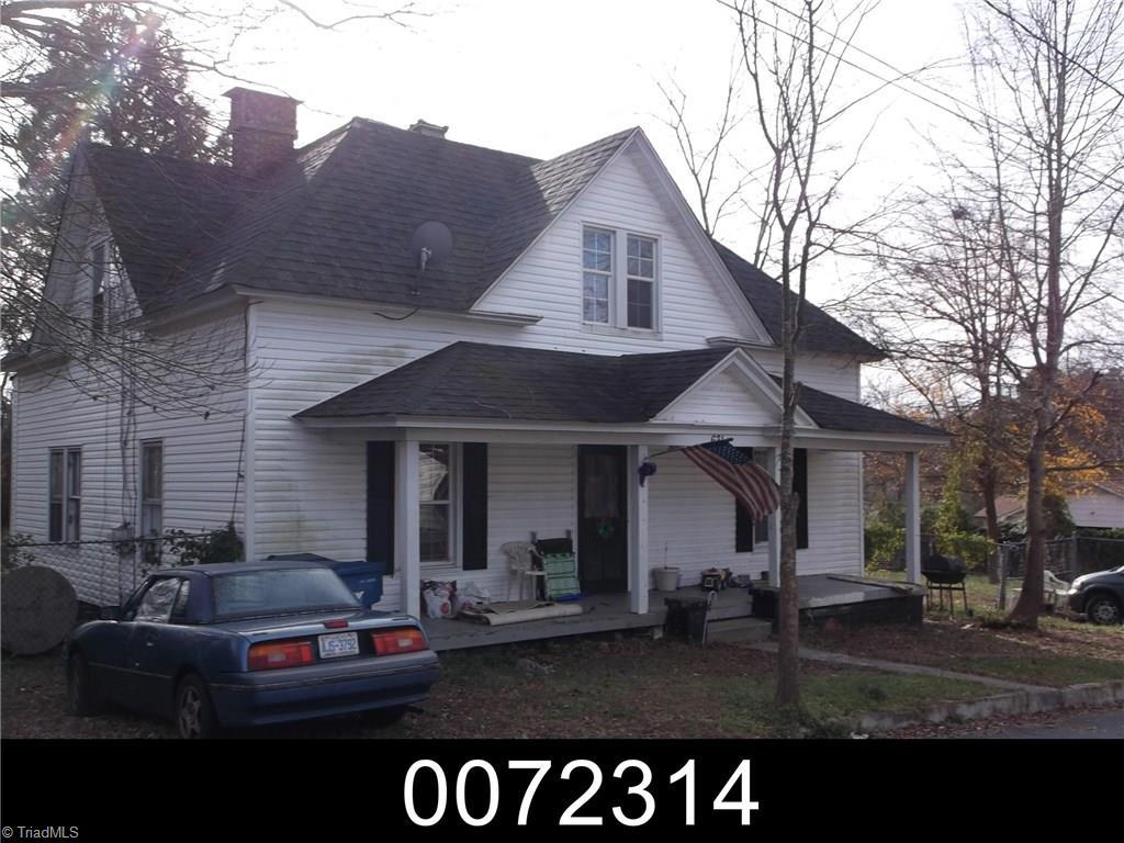 631 Oliver Street, Ramseur, North Carolina 27316, 3 Bedrooms Bedrooms, ,Residential,For Sale Triad MLS,Oliver,838789