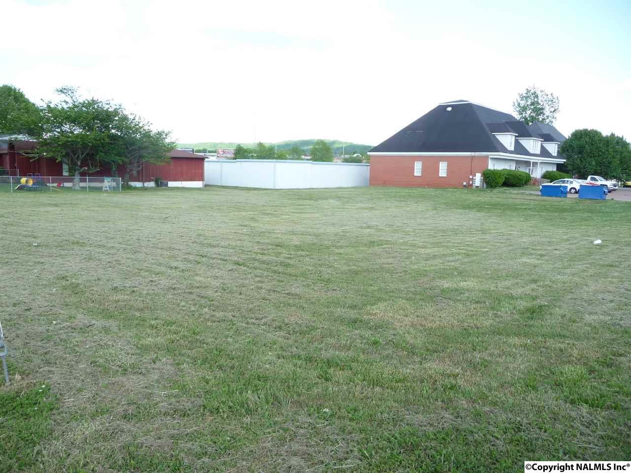 Photo of home for sale at 0 Pike Avenue, Huntsville AL